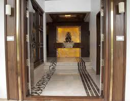 Stunning Modern Home Mandir Designs Gallery - Interior Design ... Modern Mandir Design Home Finest Small Puja Room With Indian Temple For Ideas Best Free Pooja Designs Decorating 2749 Ghar360home Remodeling And Door Images About Glass Doors Interior Architects Interiors 7 Beautiful Wooden Teak Wood Pin By Bhoomi Shah On Diy White Gold