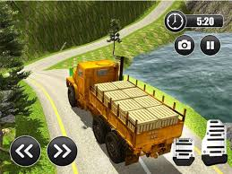 Indian Truck Games - Real Truck Driving Simulator For Android - APK ...