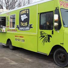 100 Chicago Food Trucks Primos Tacos Truck Roaming Hunger