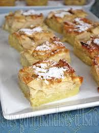 recette dessert aux pommes gâteau aux pommes bolzano