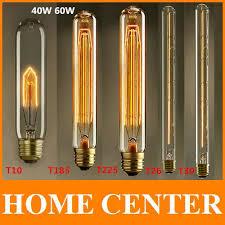 t10 t185 t225 t26 t30 edison light bulb antique retro vintage e27