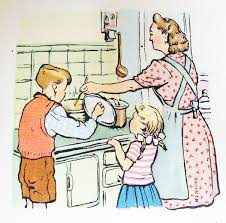 Q When Should Kids Start Helping Out In The Kitchen A As Soon They Are Able