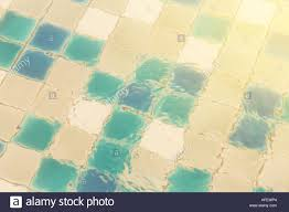 blue ripped water in swimming pool of the hotel background of