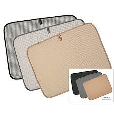 the original xl dual dish drying mat bed bath beyond