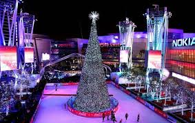 15 Christmas Tree In Los Angeles And Staples Center Trees Art