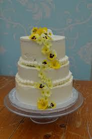 Floral Tea Cake Great British Baking Show