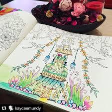 Magicaljungle Johannabasford Adultcoloringbooks Coloringtherapy Coloringbookforadults Coloringbook Coloring Stabilo Stabilopoint88 Whsmith