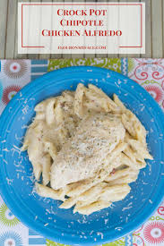 Chipotle Halloween Special 2012 by Crock Pot Chipotle Chicken Alfredo Crockpotrecipes Flour On My