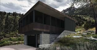 100 Studio B Home Eben G Fine Rendering Under Construction