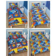 Thomas The Tank Engine Power DOUBLE Or SINGLE Size Doona Cover Set Available At Kids