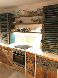 küche vintage retro altholz arbeitsplatte beton bauhaus shabby chic tisch esstisch couchtisch