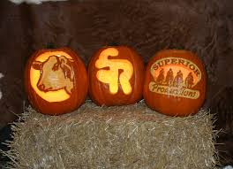 Minion Carved Pumpkins by Love The Cow What Would A Cattle Brand Do To A Pumpkin Also
