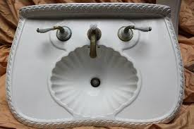 sherle wagner classic pedestal sink italy 35 w sold