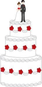 Cake Clipart Image Wedding Cake