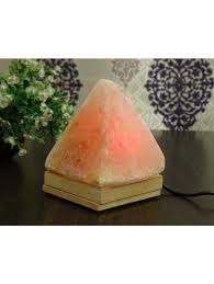 air purifier energize ionized pyramid salt l led usb himalayan
