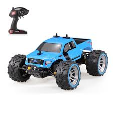 100 Rc Truck Stop 18 4CH 2WD Ford F150 Offroad Monster Remote Control Racing RTR New EBay