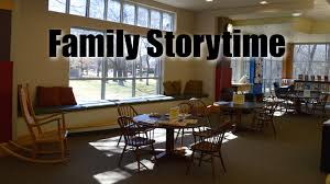 Family Story Time At Flower Mound Library