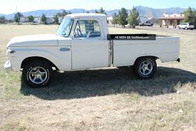 1965 Ford F100 Short Bed Truck Photo 16 F100 Pinterest Coral Springs Florida Ford And 1965 F100 For Sale In Tacoma Wa Youtube Crew Cab Body F250 Springfield Mo Sealisandexpungementscom 8889expunge 888 Vintage Truck Pickups Searcy Ar Frankenford 1960 With A Caterpillar Diesel Engine Swap Icon Transforms F250 Into Turbodiesel Beast Does 44s Restomod Put All Other Builds To 1996366 Hemmings Motor News What Ever Happened The Long Bed Stepside Pickup Near Cadillac Michigan 49601 Classics On