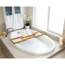 Cheviot Bathtub Caddy With Reading Rack by Chrome Bathtub Caddy Cintinel Com