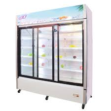 Get Quotations The First Kitchen 1100l Commercial Freezer Vertical Refrigerated Display Cabinets Fresh Drinks Cabinet Large