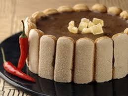 dessert avec des boudoirs recette au chocolat noir 750g