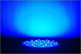 lighting 50w blue led flood light waterproof outdoor led flood