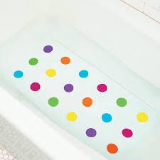 Bathtub Mat No Suction Cups by Dots Non Slip Bathtub Mat