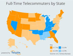 Do you live in a state where a lot of full time tele muters reside