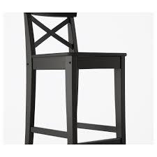 Bar Stools Furniture Row Bar Stools Henriksdal Stool With
