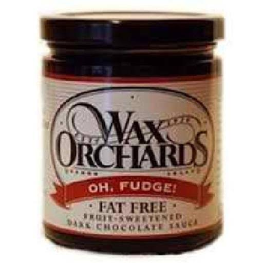 Wax Orchards Classic Fudge Dark Chocolate Sauce - 11oz