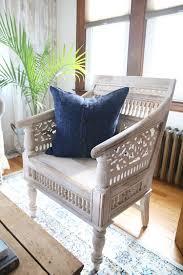 Gordon Tufted Sofa Home Depot by A Comfy Formal Sunroom Makeover The Home Depot Blog