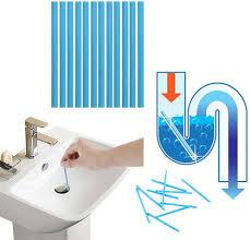 wc lyn drain cleaner sticks 72 stück mehrfarbig