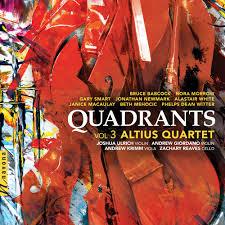 100 Studio Altius Quartet Quadrants Vol 3 In HighResolution Audio