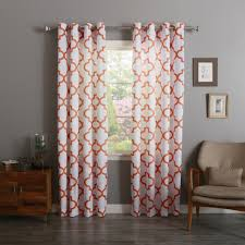 Crushed Voile Curtains Grommet by 84 Sheer Curtain Panel