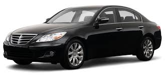 Amazon.com: 2009 Hyundai Genesis Reviews, Images, And Specs: Vehicles