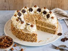nuss sahne torte besser als vom konditor