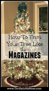 Frontgate Christmas Tree Lights Problems by 407 Best Christmas Decorations Images On Pinterest Christmas