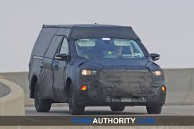 100 Small Ford Truck New Spy Shots Show Courier Pickup Testing
