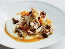 100 John Anderson Chicken Truck And Wild Mushroom Fricassee With Creamy Turnips Recipe
