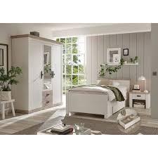 schlafzimmer set 4 tlg ferna 61 im landhaus design pinie weiß nb mi