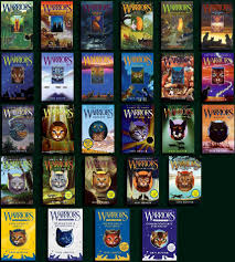 The Warriors Series By Erin Hunter A Must Read If Youre Cat Lover Delightful