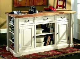 Wheeled Kitchen Island For With Carts Movable Seating 4