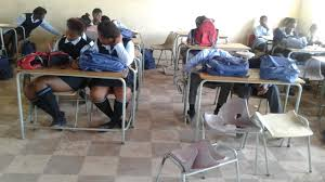 Struggling Eastern Cape School Told To Take In More Pupils   GroundUp Remploy En10 Skid Base Classroom Chair Pretty Office Chairs What San Diego High School Faculty Learned After A Year Of Select Executive Swivel Task Black Fniture Pictures Free Photographs Photos Public Domain Safco 3490 Uber Big And Tall Armless Back Adjustable Height Toddlers For Pub Guidelines Ratio Counter Bar Toddler Patio Ding Adjustab Set Brand New Strong Titan 3 350mm High 57yr Old Job Lot Clearance In Burgess Hill West Sussex Gumtree Empty Classroom With Chairs School Stock Photo 94026252 Operator Advantage Plastic Stack Frame Advhdstkblk Fxible Science Lab Now Complete Massachusetts