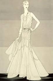 Chanel Evening Gown By Douglas Pollard April 1930
