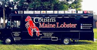 100 Cousins Maine Lobster Truck Menu Table Talk Truck Brings Coastal Delicacies To Central Ohio