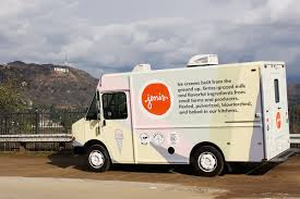 Jeni's Splendid Ice Cream Previews Los Feliz Storefront Debut With ... Ice Cream Truck Stock Photos Images Alamy Stay Cool With These The Bloody Disgusting Were Headed To San Diego Deliver Over 5000 Gallons Of Ice Cream Food Mobile Advertising By Sweet Treats In Driver Hospitalized After Being Beaten Robbed For The Dogs Mcdonalds Cancels Smoothie Giveaway Rental And Marketing Super 8 Rocket Poppeteers Ca Flickr Artl Glue Socties Melted Album Google Dannys Cart Yelp
