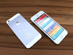 Is This the White Colored Apple iPhone 5