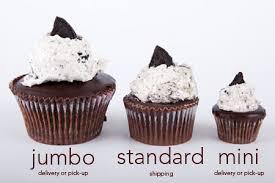 11 Miniture Size Cupcakes Photo