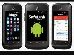 Free safelink wireless touchscreen smartphones Cell Phones in