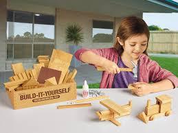 amazon com lakeshore build it yourself woodworking kit toys u0026 games